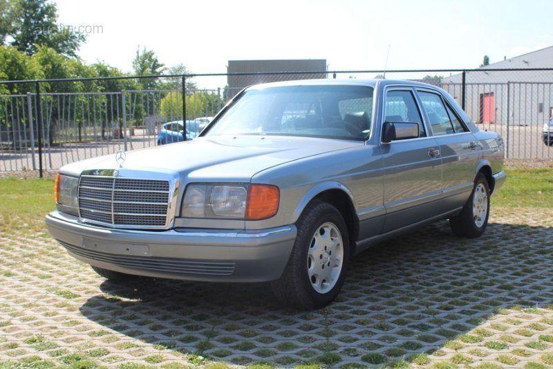 1990 MERCEDES-BENZ 300 SE Baujahr: