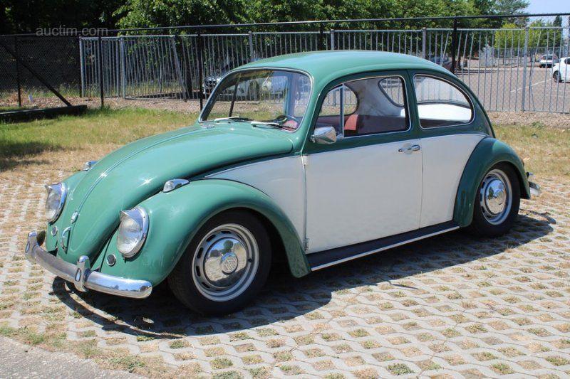 1967 VOLKSWAGEN Beetle Erstregistrierung: 29.05.1967