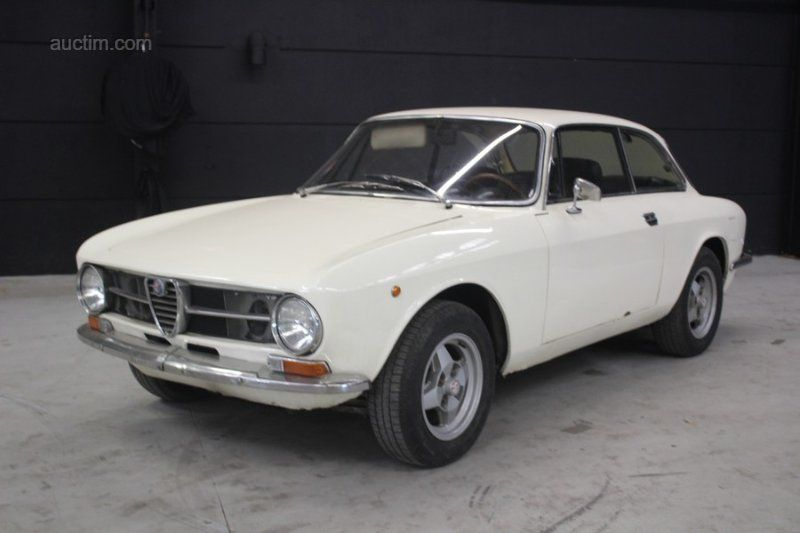 1973 ALFA Junior GT Baujahr: 1973