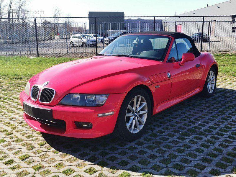 2000 BMW Z3 Roadster Erstzulassung: 05/04/2000