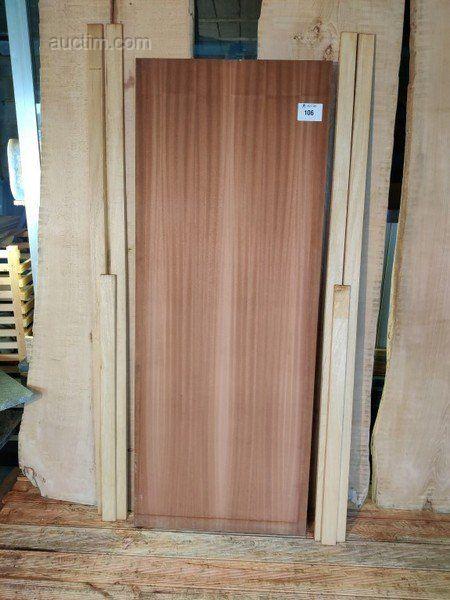 Türen 2020x780x40 7 Stück + passende Türrahmen