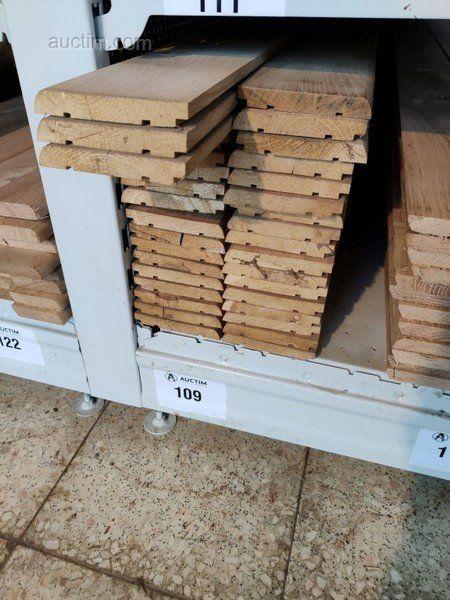 56 лм Sockelleisten aus Massiver französischer Eiche