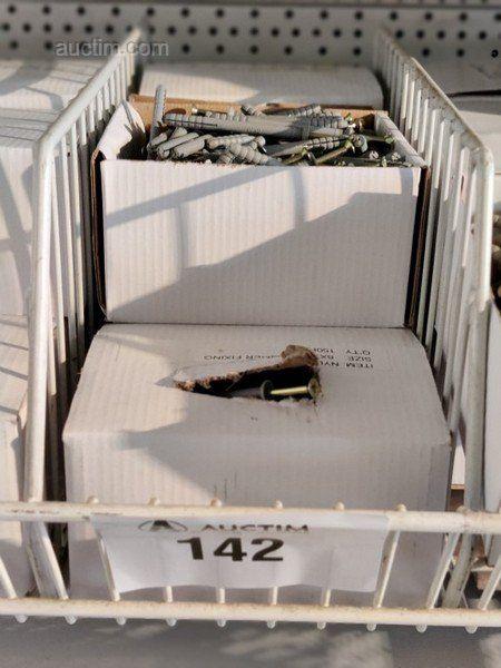 Нейлоновый молот Stecker Befestigung 6x70 5 карт 750 Stück