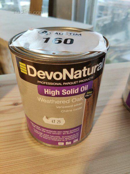 Professionalelle Produkte zur Behandlung von Holz Devonatural