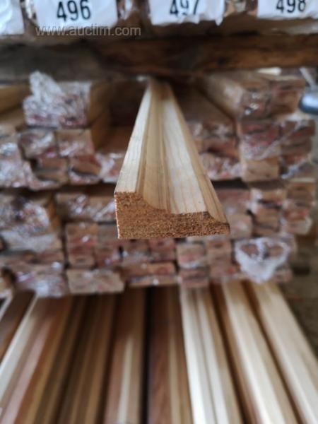 16,8 лм декоративная пластина Kiefer Lamellen Nummer 8 Stück 2100