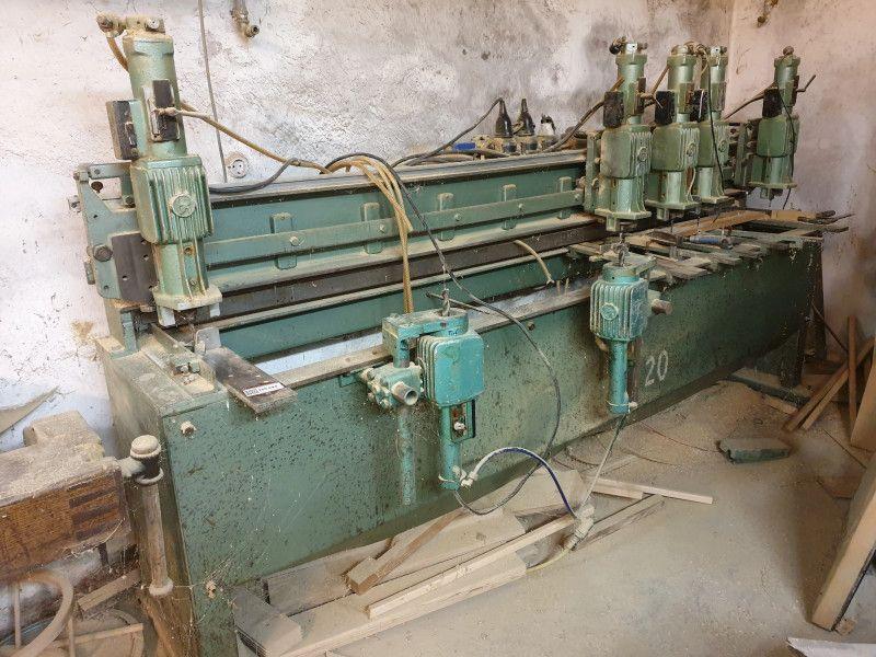 Mehrfach Bohrmaschine (Scheer)
