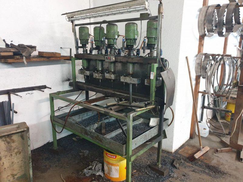 Mehrfach Bohrmaschine