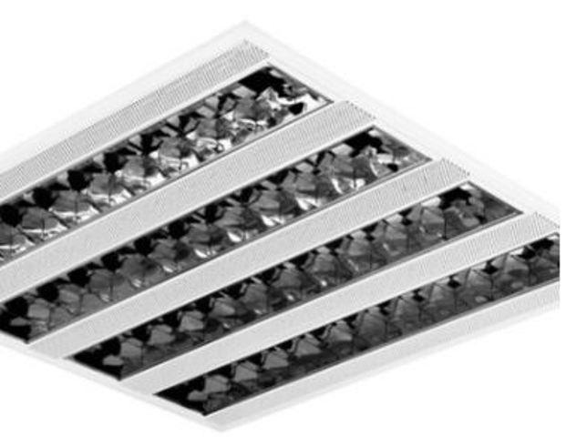 5x TECHNOLUX Classeo Einbauplatte