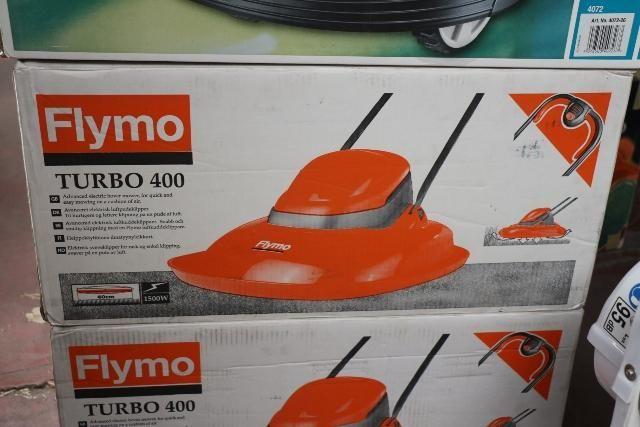 Rasenmäher FLYMO