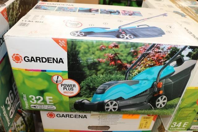 Rasenmäher GARDENA