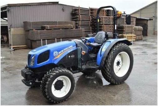 Traktor New Holland