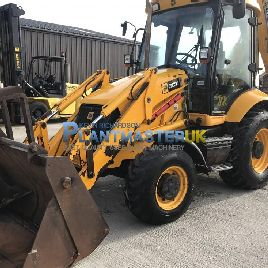 2007 JCB 3Cx Sitemaster Backhoe Loader