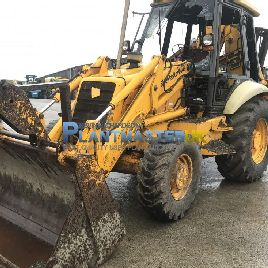 1994 JCB 3CX Sitemaster Backhoe Loader