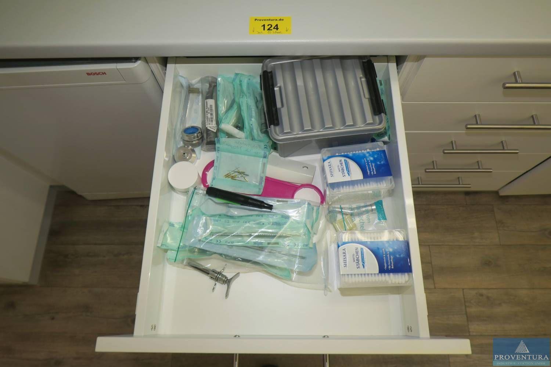 Dental-Zubehör div. Instrumente