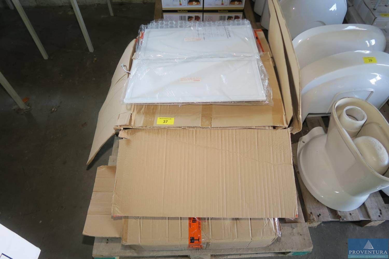Decken-Panellampen CB RoHS