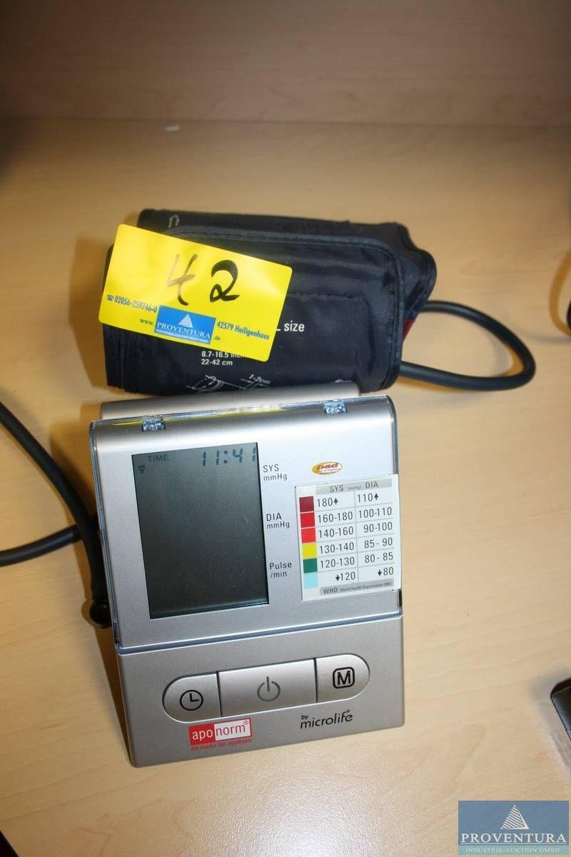 Blutdruckmessgerät APONORM Basis plus