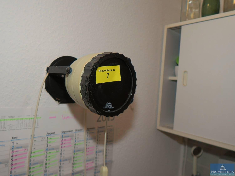 Rotlicht-Lampe /Dunkelraumbeleuchtung KODAK GBX-2 Safelight-Filter