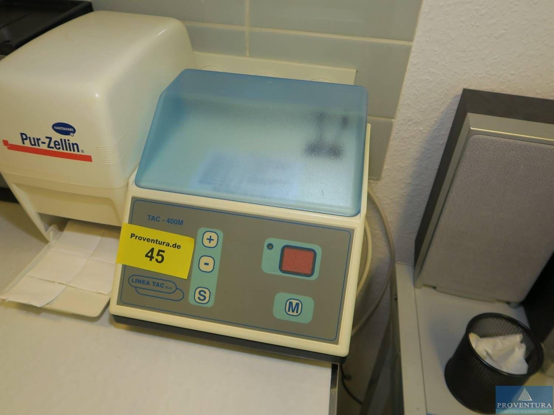 Kapselmischgerät LINEA TAC 400/M