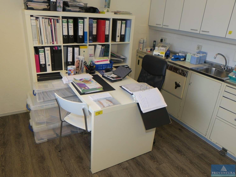 Büromöbel IKEA weiß