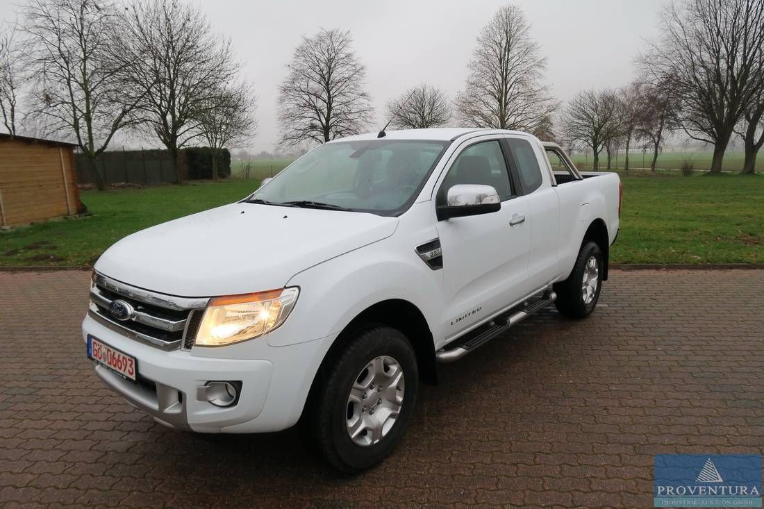 Lkw FORD Ranger 2.2 TDCi 4x4 Limited