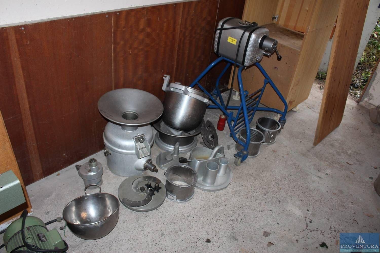 Küchenmaschine SOLIA M10/ M105