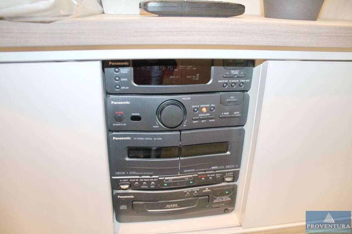 MINI-Stereoanlage PANASONIC