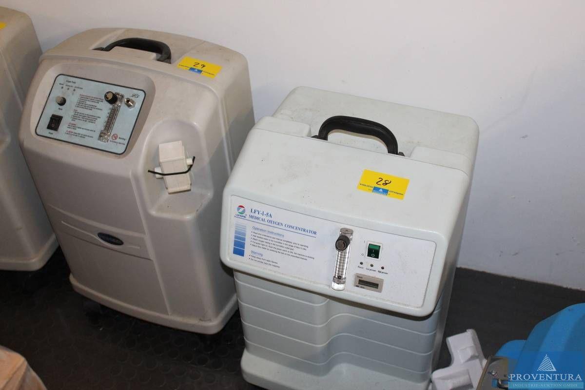 medizinischer Sauerstoffkonzentrator PIONEER Čistoća kisika L5