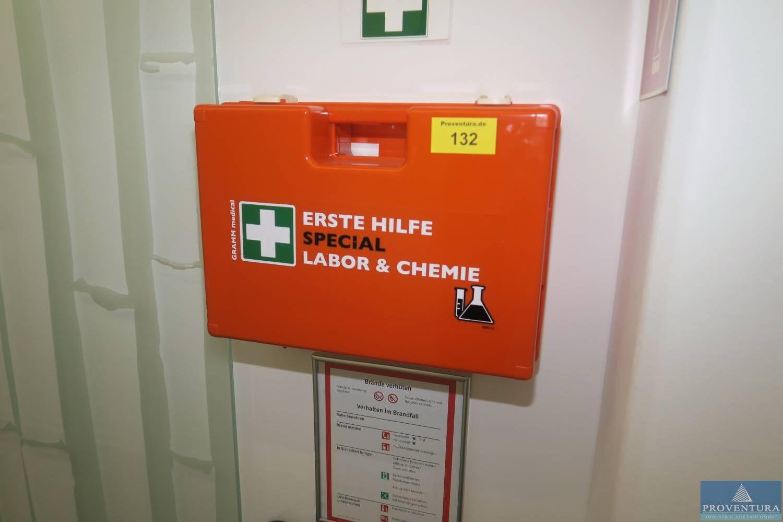 Erste-Hilfe-Koffer Spezialausführung