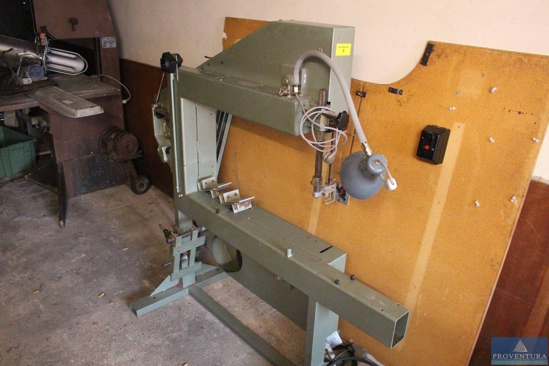 Stoff-Bandschneidemaschine KURIS RB0250