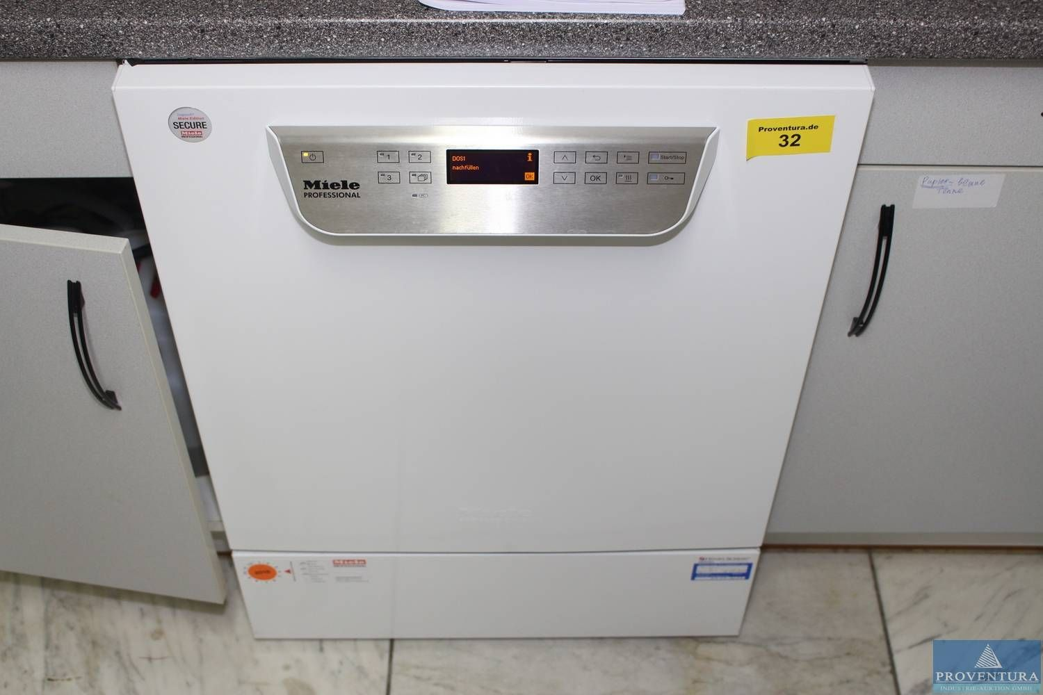 RDG-Gerät / Thermo-Desinfektor MIELE Type professionnel GG 05 Mod. PG 8581