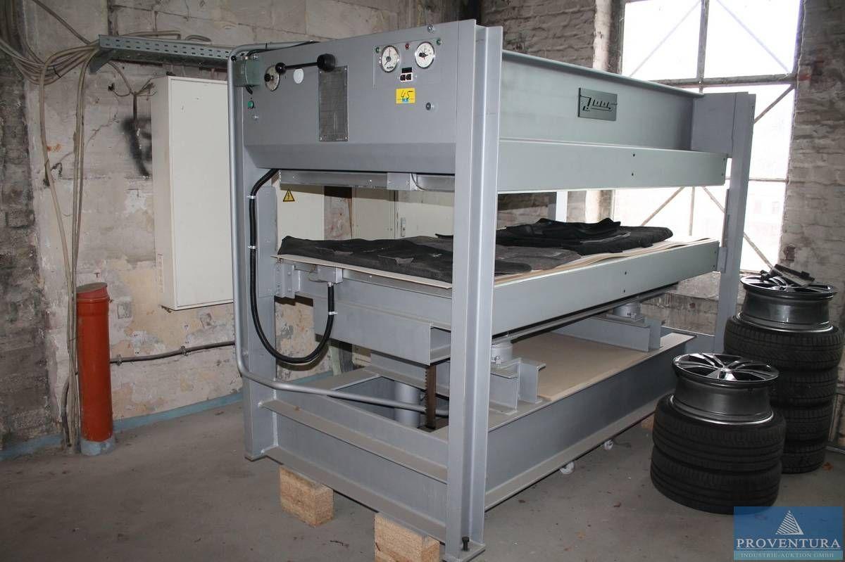 Heizpresse/Furnierpresse JOOS HP 65