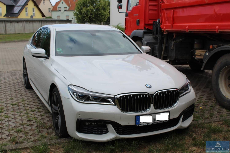 Pkw BMW 730d EZ 2016