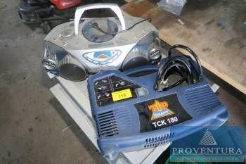Kleinkompressor TOP CRAFT TCK 180