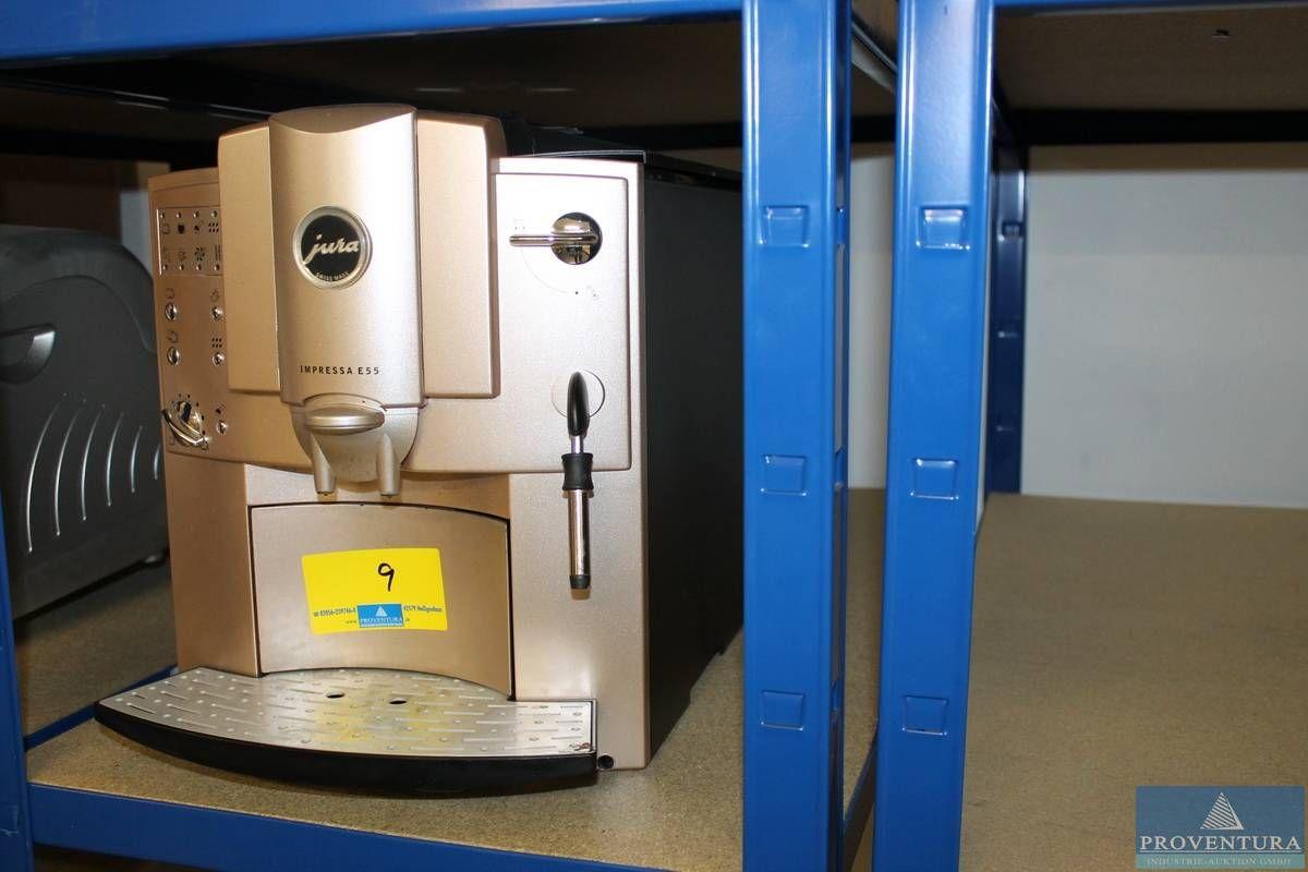 Kaffeevollautomat JURA IMPRESSA E 55
