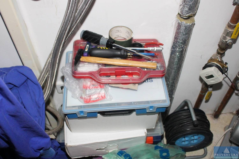 Werkzeugkoffer Kunststoff