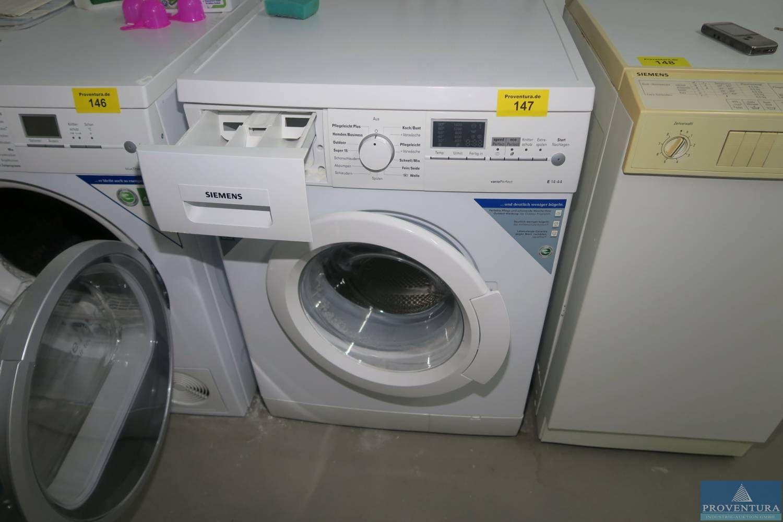 Waschvollautomat SIEMENS E 14.44