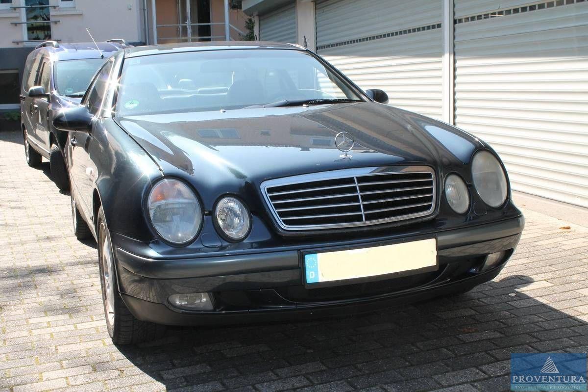 PKW MERCEDES BENZ CLK 230 Coupe, 45277 Essen