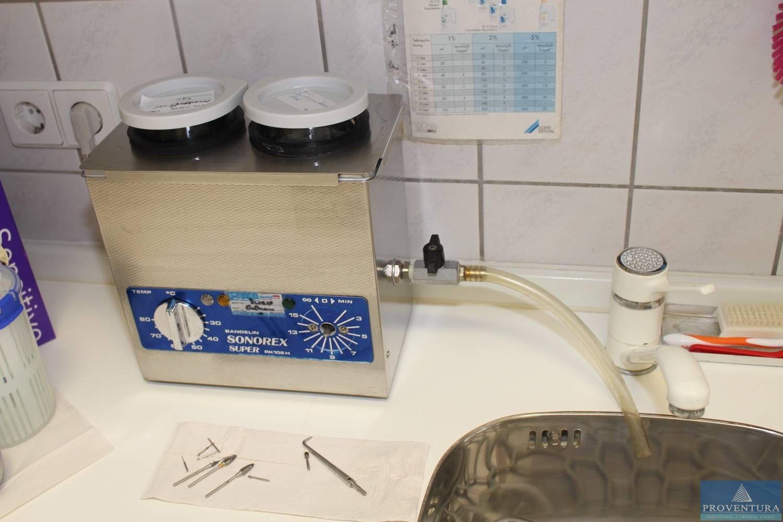 Ultraschall-Reinigungsgerät BANDELIN Sonorex Super RK 102 H