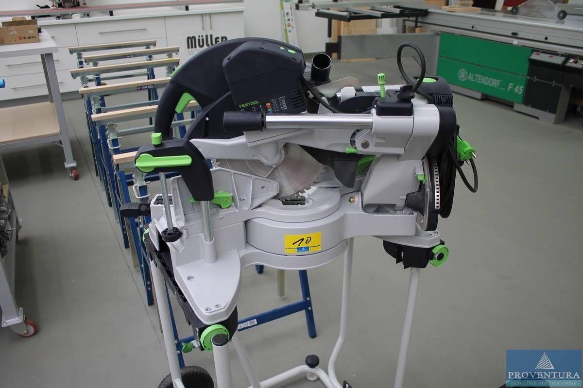 Kapp- Zugsäge FESTOOL Kapex KS 120