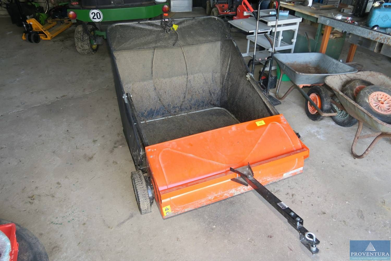 Rasen-Kehrmaschine HUSQVARNA