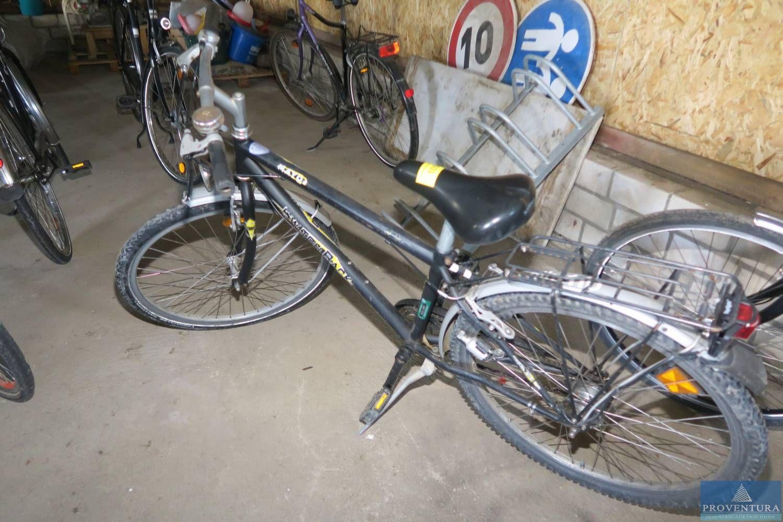Fahrrad MAYDAY Switchback