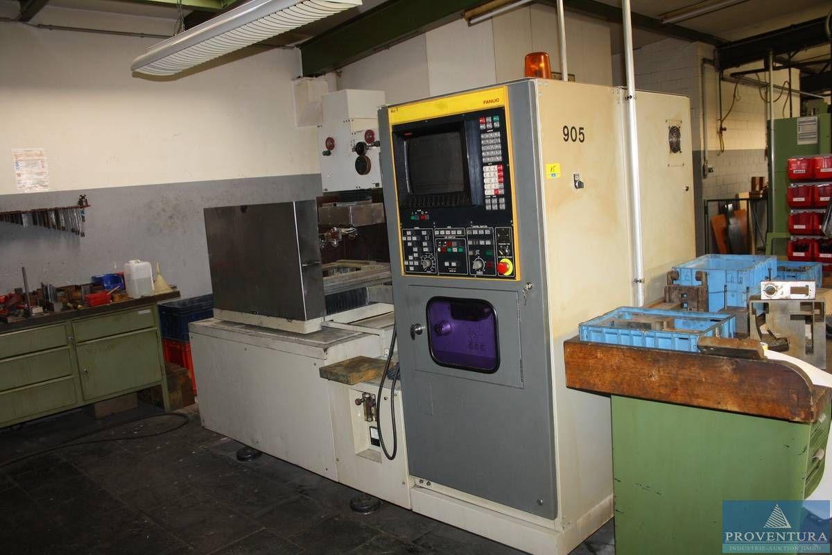 Drahterodiermaschine FANUC Tape Cut Q