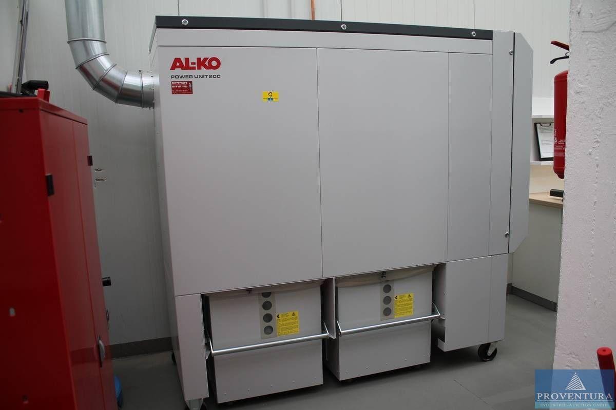 mobile Absauganlage AL-KO Power Unit 200 P