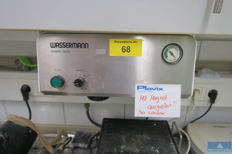 Vakuum-Anrührgerät WASSERMANN WAMIX 2M (S)