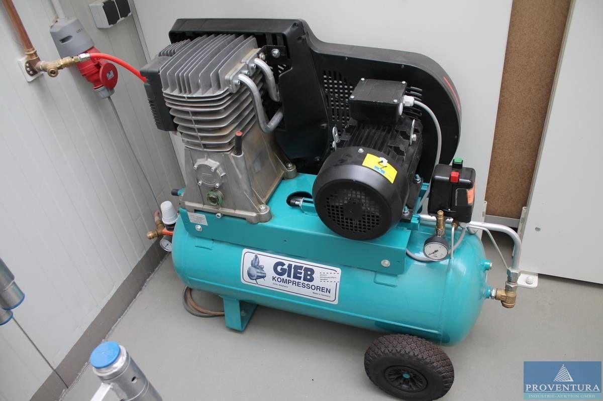 Mobilkompressor GIEB 850/990-11