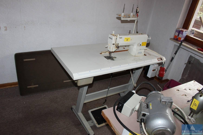 Industrie-Nähmaschine VERITAS 8335-003