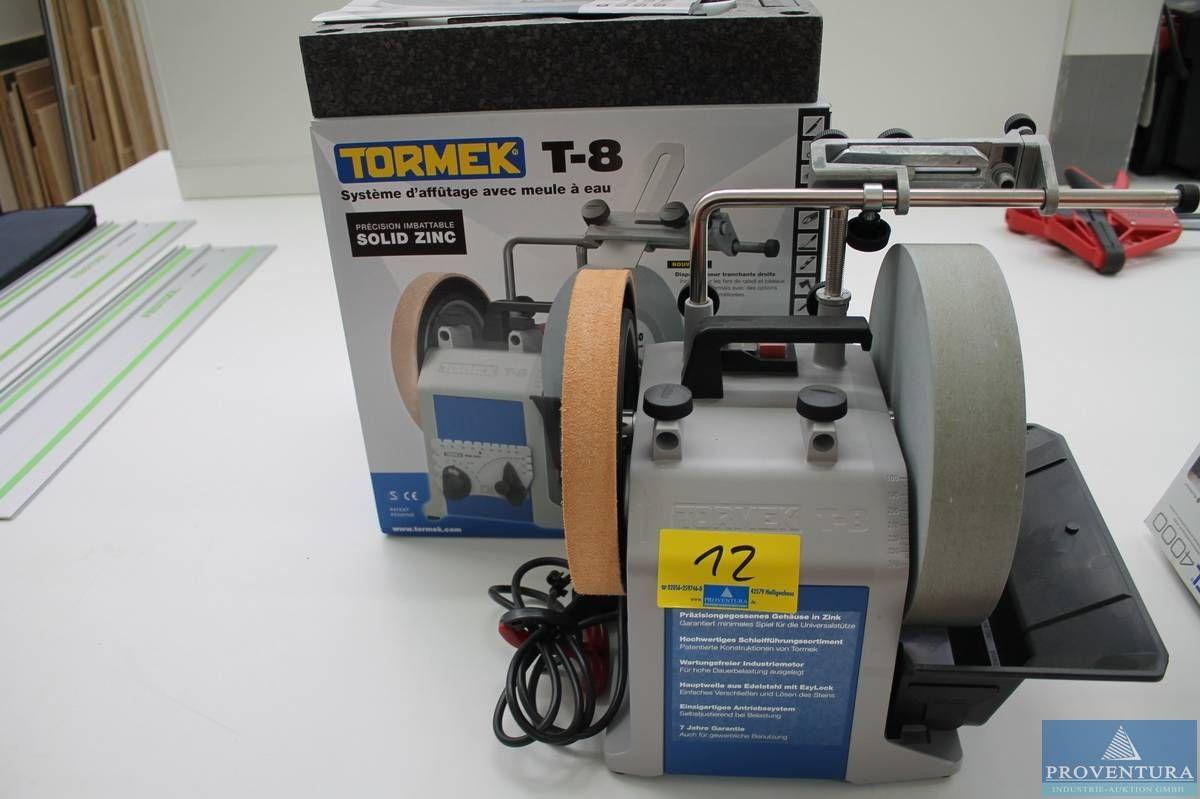 Schärfmaschine/Nassschleifmaschine TORMEK T-8