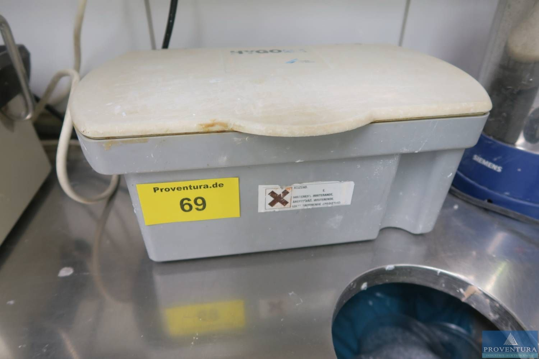 Wasserbehälter Kunststoff DÜRR DENTAL Hygo