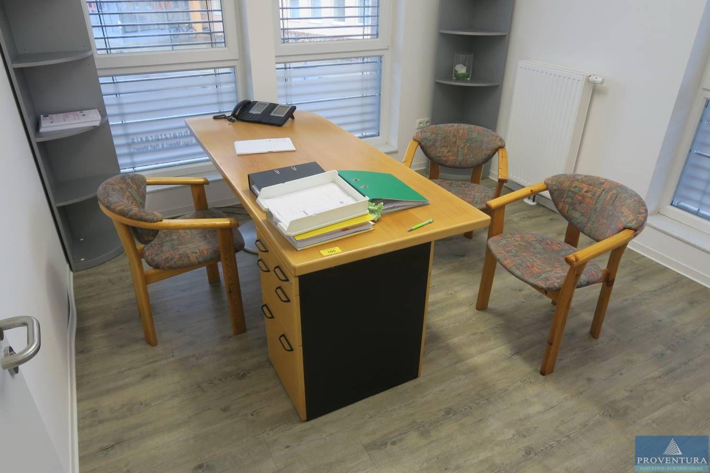 Büromöblierung Holzdekor l'enfer