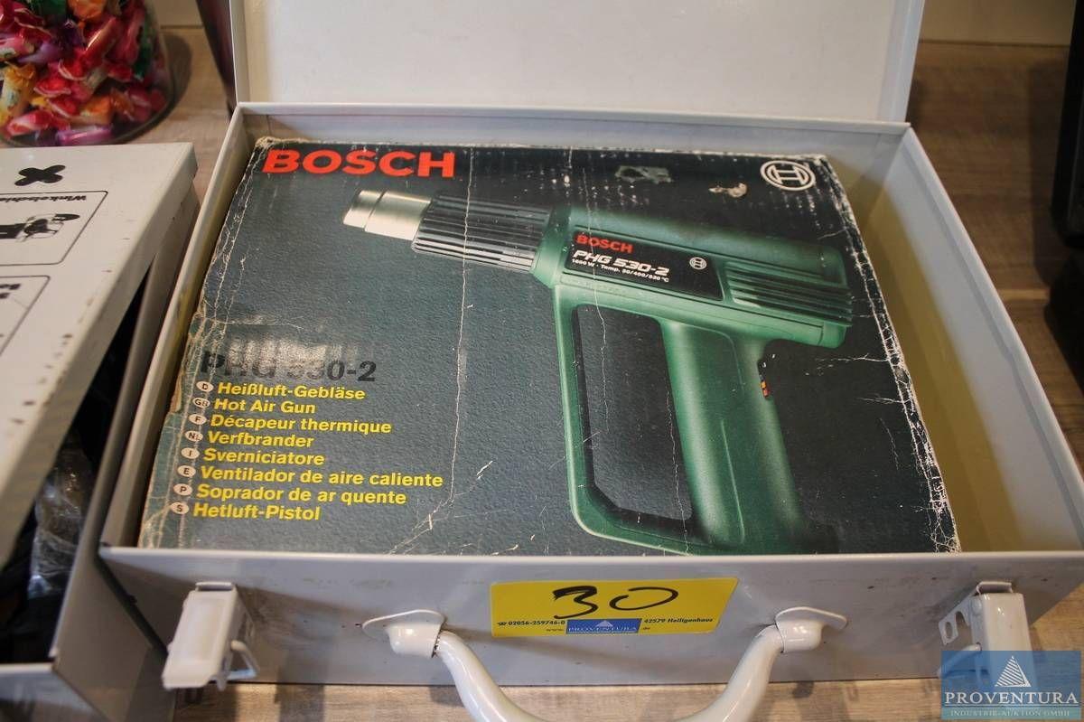Heißluftpistole BOSCH PHG 530-2
